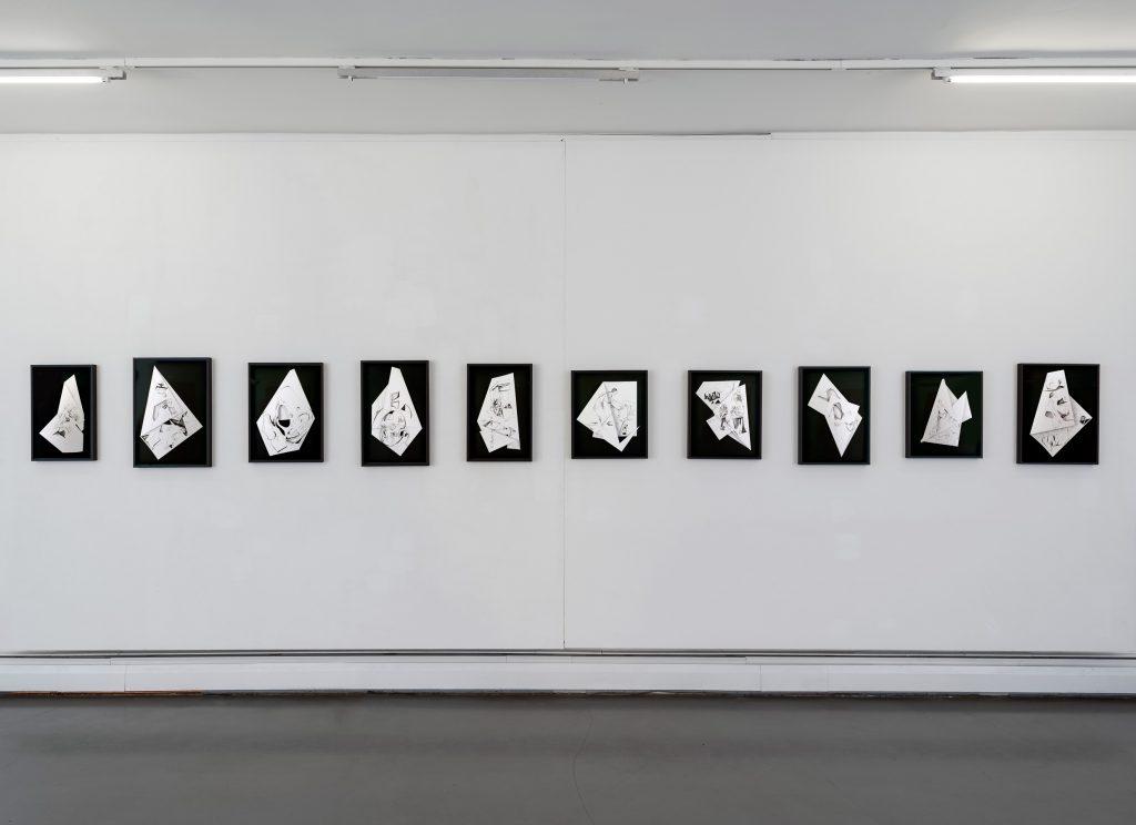 Nina-Annabelle-Maerkl_Torsionen_Exhibition-view_Galerie-MaxWeberSixFriedrich_Muenchen_2016_1_Foto_Walter Bayer